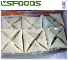 Frozen samosa / curry triangle
