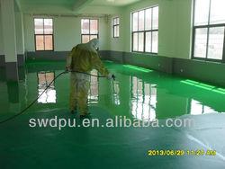 two component elastomeric concrete polyurea coating