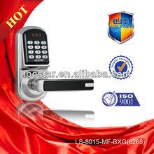 electronic key door lock factory
