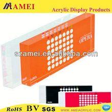 POP printable desk calendar 2012/acrylic calendar/acrylic