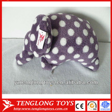 Hot sale lovely and soft multifunctional animal elephant shaped blanket for baby