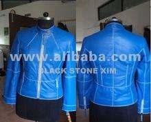 Stylish fashion leather Biket jackets