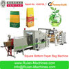 equipment for the production of paper bags