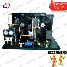 Copeland semi-hermetic scroll compressor condensing unit for cold room