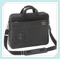 Tactical nylon black notebook bag business briefcase