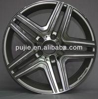 High quality Replica Amg alloy wheels 17 inch