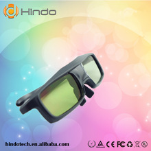 High quality Bluetooth 3d glasses compatible with SUMSUNG/Panasonic/TCL BT TV for dvd player