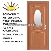 Cheap Glass Comfort Room Door Design SC-P012