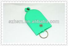 Custom silicone key cover