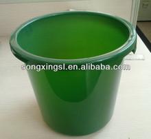 new product 5L Plastic Ice Bucket bathroom garden household Water bucket with Handle
