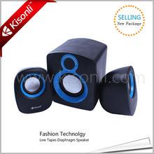 Mini Mp3/Laptop/Computer Subwoofer Speaker USB 2.1 China Manufacturer