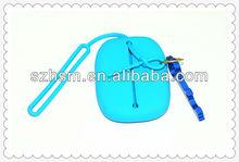 Silicone remote key cover