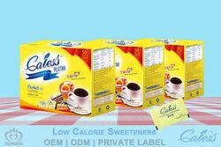 Zero calorie sweetener zero calorie sugar sachet for coffee/tea