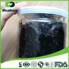 organic food black garlic paste