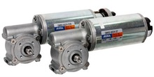 DC Worm Geared Motor 50W For Automatic sliding Door
