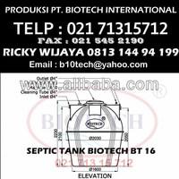 Septic Tank Biotech System