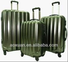 abs travel luggage 2015 new product travel luggage/luggage trolley/luggage bag
