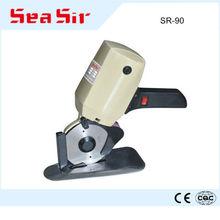 SR-T90 quilt fabric cutting machine cotton fabric cutting waste automatic fabric cutting machine price