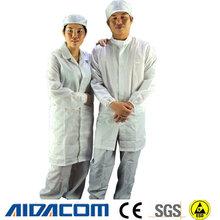 EPA logo,5mm stripe/grid, Antistatic Safety clothing