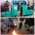 la protección del medio ambiente de la máquina para hacer briquetas de madera