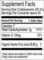 organic certifited Karela (Bitter Gaurd) juice