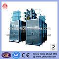 Elevadores utilizados na construção, elevadores de construção