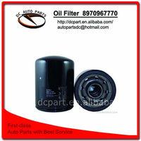 oil filter 8970967770 for ISUZU for MAZDA for NISSAN