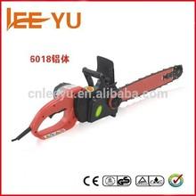 2200W Aluminum body Electric chainsaws power tool saw