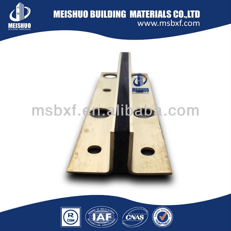 concrete expansion joints/architectural expansion joints
