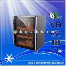 Cigar and humidor LED display ciger wooden box