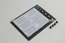 Universal Prototyping Electric Component 1620 tie-point Solderless Breadboard Board 16.8x13.5cm