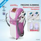 2014 new model Cryolipolisis/ Slimming Machine/freezing slimming equipment