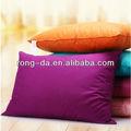 colorato cotone oca cuscino di piume