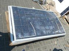 solar panles scrap