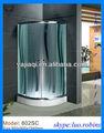 cina 2013 hangzhou in lega di alluminio 4mm 5mm 6mm di vetro temperato vetro scorrevole cabine doccia
