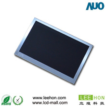 AUO 7 inch lcd monitor with wide screen 15:9