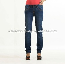 Embroidered Women's Jeans