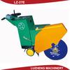 concrete cutting machine Honda engine 5.5HP asphalt road cutter machine for pavement