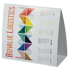 Full Color Tent shape calendar