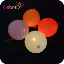 Wedding Decoration Lovely Colorful Led Light Party Balloon