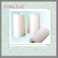 wool polyester blended yarn