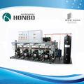 Agua - más fresco unidad de condensación sistema de refrigeración