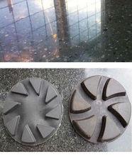 High level diamond concrete polishing