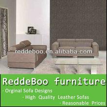 Brillante de color 2013 nuevo diseño sofá muebles S1039 #