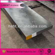 black surface Flat steel cold rolled O2