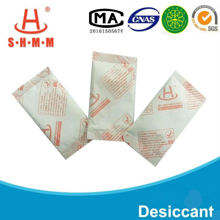 Calcium Chloride Desiccant absorb moisture bags