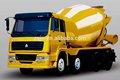8 metros cúbicos de concreto de howo e caminhões do misturador