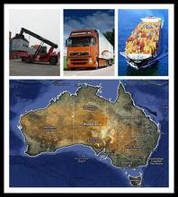 Sea Freight China to Australia