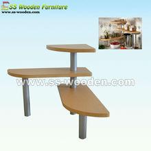 Decorative kitchen floating corner shelf KS-451337