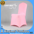 Wholesale Wedding Spandex Pink Chair Cover